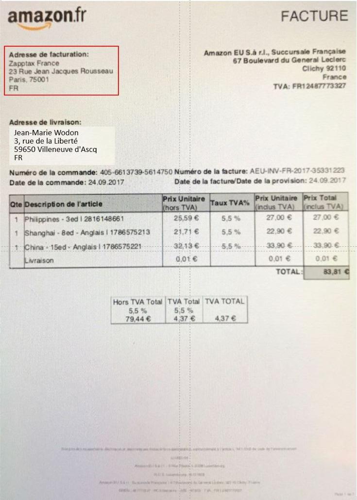 ZappTax - FAQ